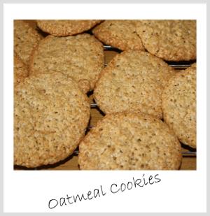haferflocken kekse oatmeal cookies vegan corner. Black Bedroom Furniture Sets. Home Design Ideas