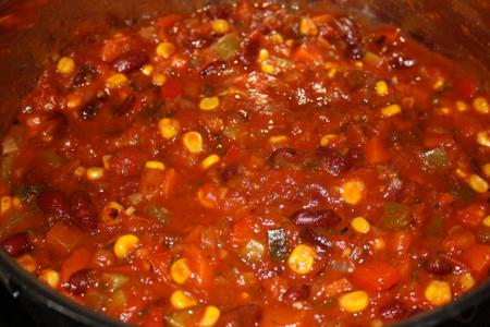 Chili ohne Carne