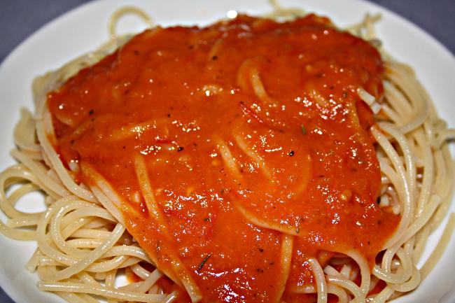 Tomatensoße selbstgemacht mit frischen tomaten
