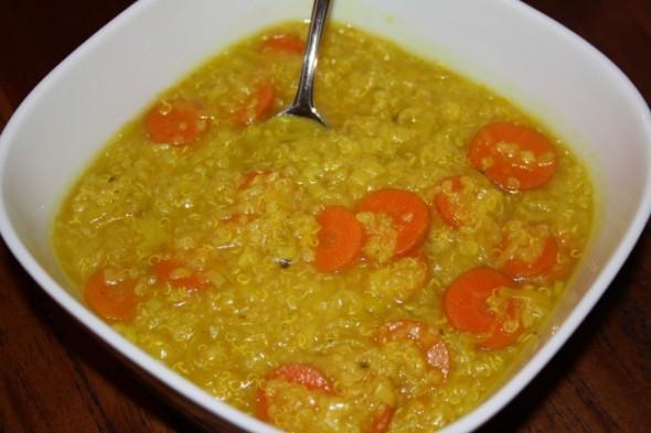 Quinoa-Eintopf