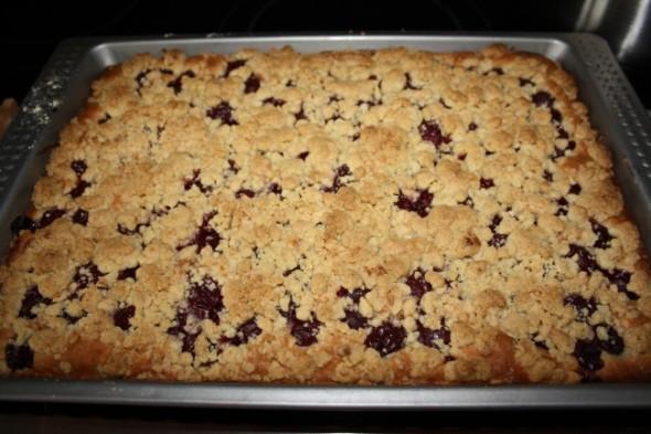 Kirsch-Streusel-Kuchen von vegan-und-lecker