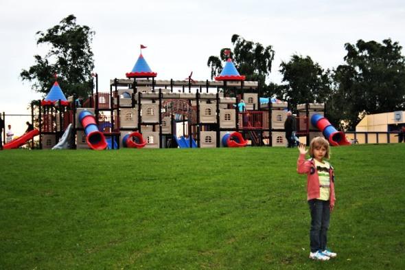 Camping Spielplatz