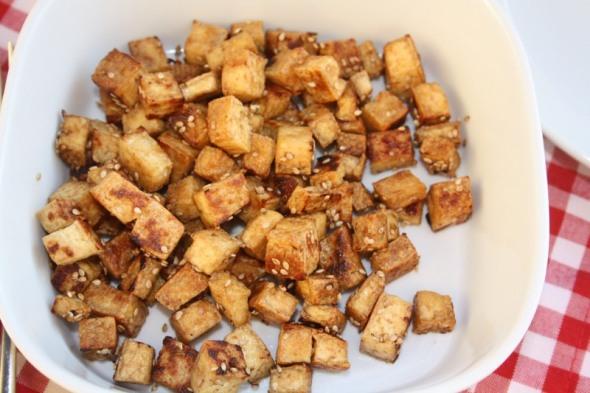 Tofuwürfel
