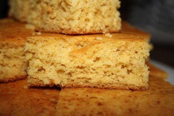 Wolffie's Cornbread